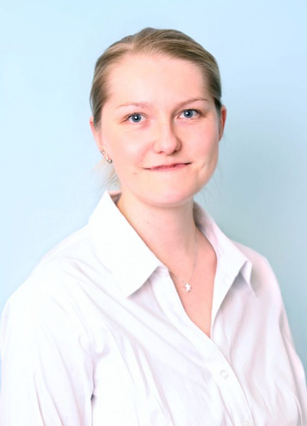 Katri Luomanpää Confedent International