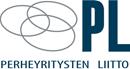 Perheyritysten liitto logo