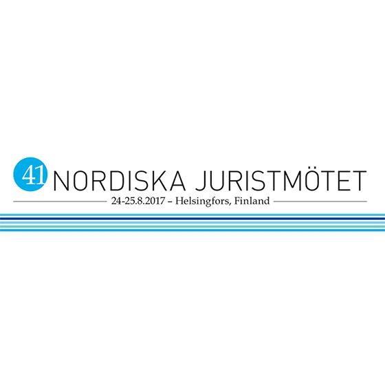 Nordiska Juristmöte 2017